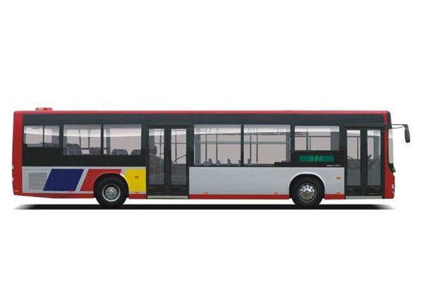 黄海DD6129B12N公交车(天然气国五20-40座)