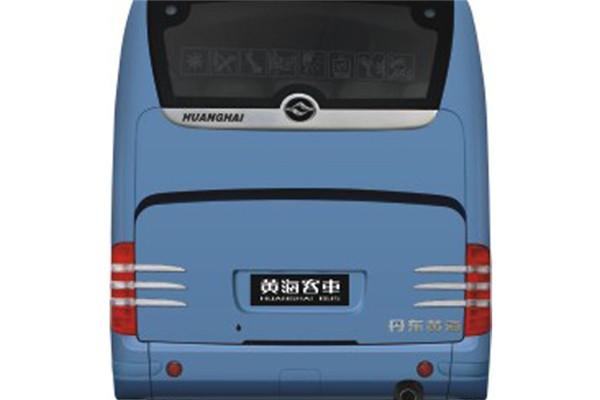 黄海DD6119C50客车