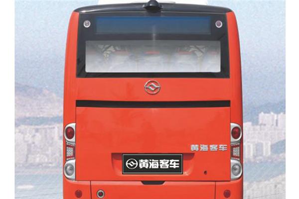 黄海DD6851EV2公交车