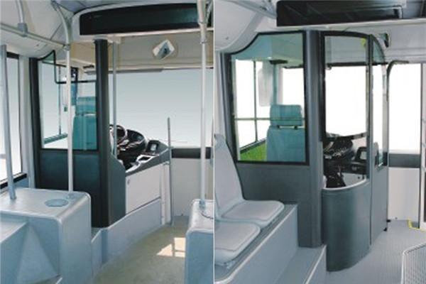 黄海DD6181B01N公交车