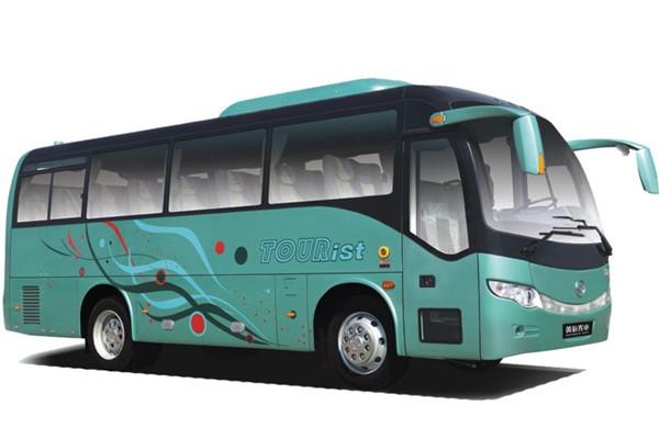 黄海DD6857C06客车