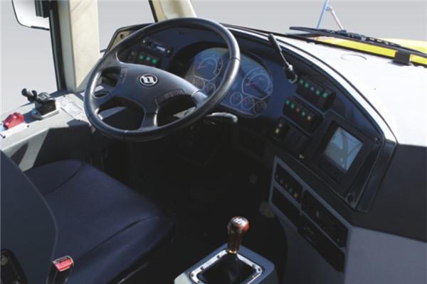 黄海DD6100C06FX中小学生专用校车