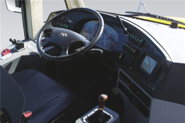 黄海DD6100C05FX小学生专用校车