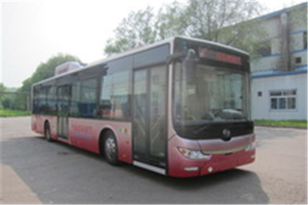 黄海公交车DD6129CHEV5公交车