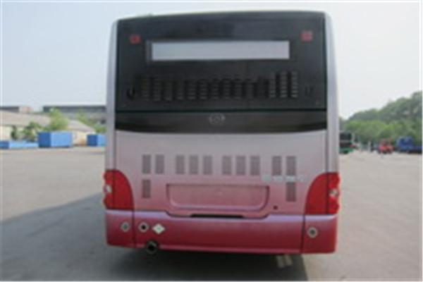 黄海DD6129CHEV3公交车