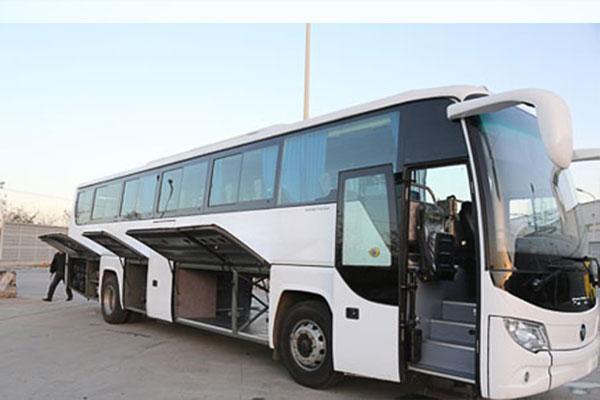 福田欧辉BJ6127PHEVCA客车(柴油/电混合动力国五24-55座)