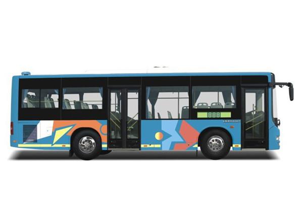 黄海DD6930B25N公交车