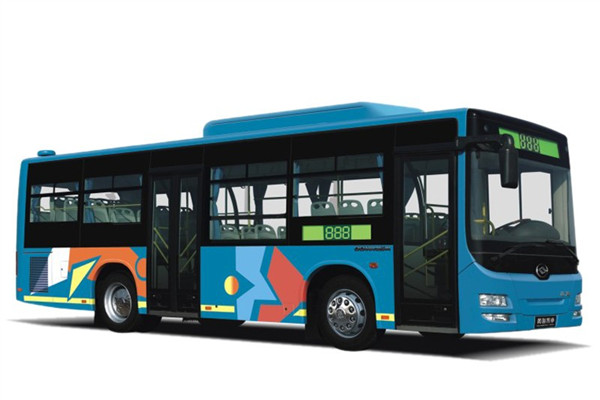 黄海DD6930B23N公交车