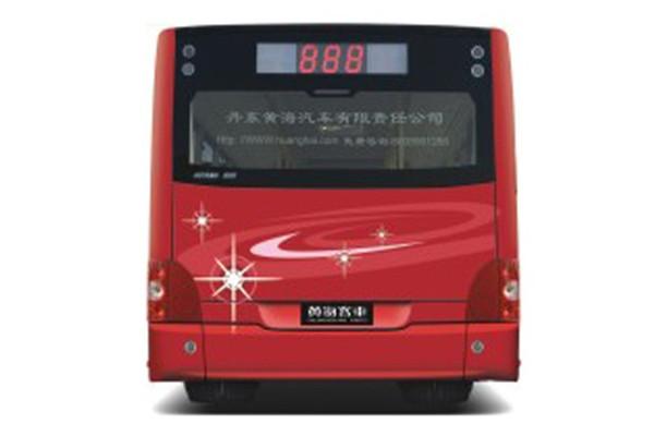 黄海DD6161B01公交车