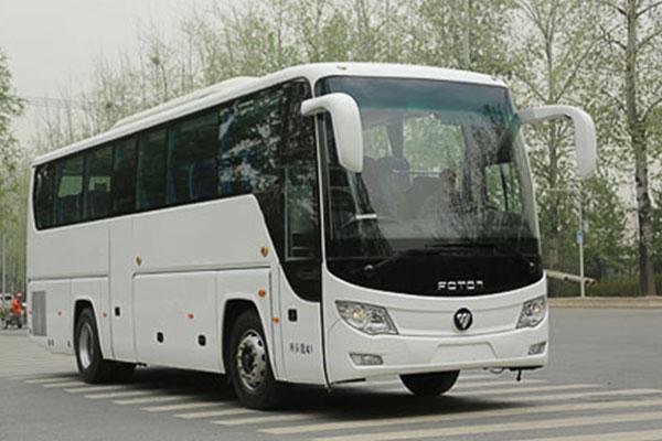 福田欧辉BJ6113U8MHB-5客车(柴油国五24-50座)