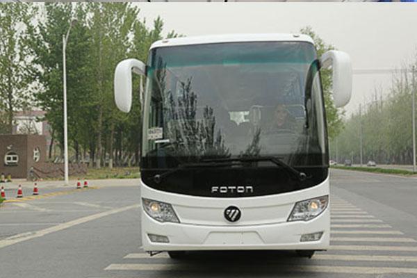 福田欧辉BJ6113U8MHB-5客车(柴油国五24-51座)