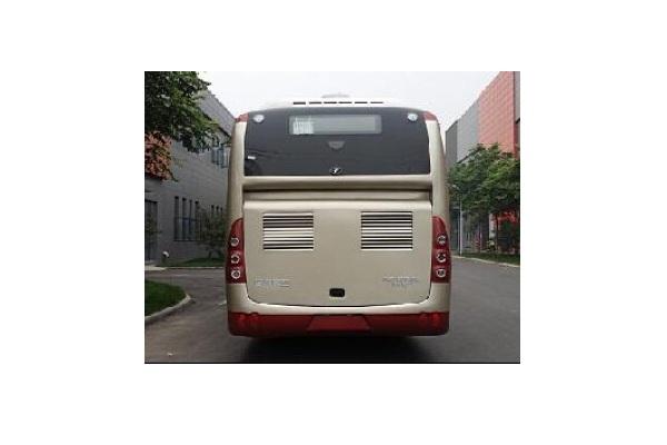 安源PK6120PHEV公交车(柴油混合动力国五18-34座)