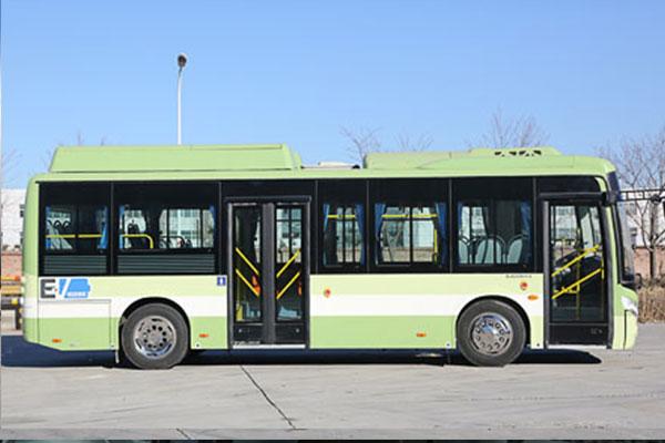 福田欧辉BJ6851EVCA-2城市客车(纯电动12-31座)