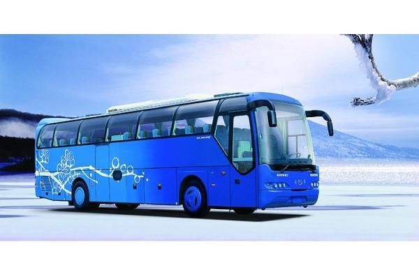 青年JNP6122M客车(柴油国四27-51座)