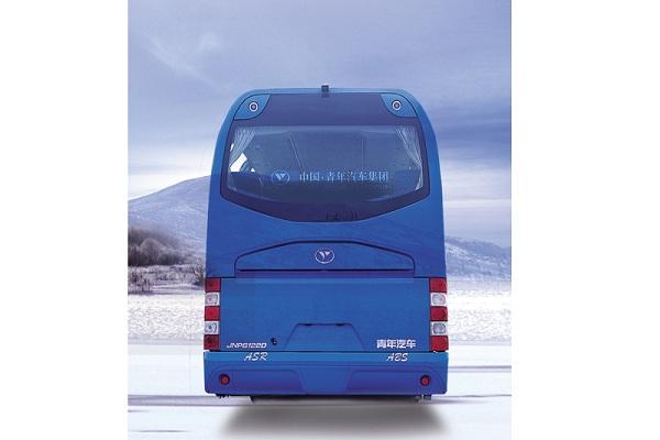 青年JNP6122DNV客车(天然气国五27-51座)