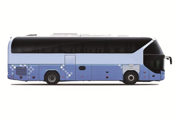 青年JNP6121FM-1客车(柴油国四27-59座)