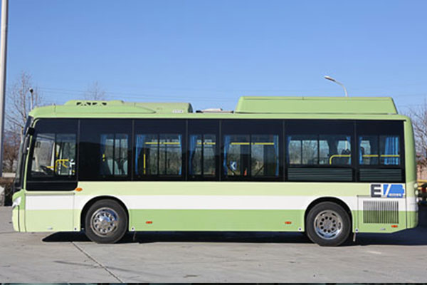 福田欧辉BJ6851EVCA-5城市客车(纯电动12-31座)