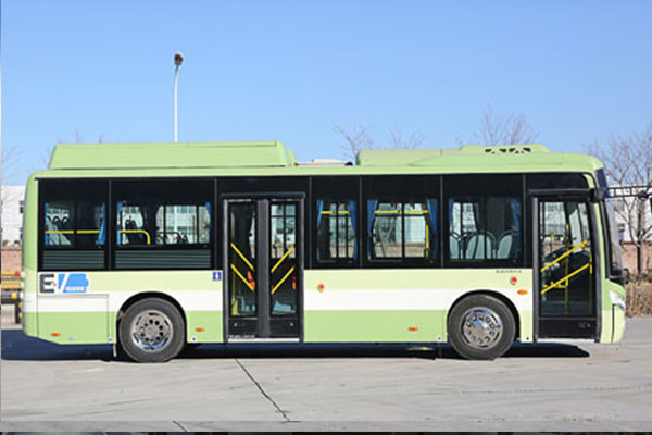 福田欧辉bj6851evca公交车(纯电动12-31座)