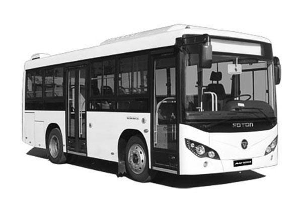 福田欧辉bj6760evca城市客车(纯电动10-30座)图片