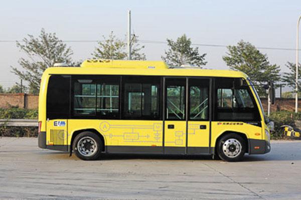 福田欧辉bj6650evca-2城市客车(纯电动11-16座)图片