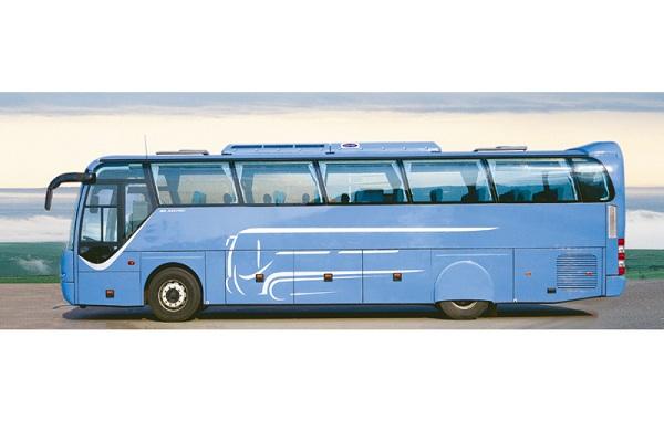 青年JNP6105V1客车(柴油国五24-47座)