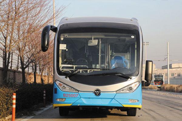 福田欧辉BJ6180EVCA-1城市客车(纯电动10-53座)