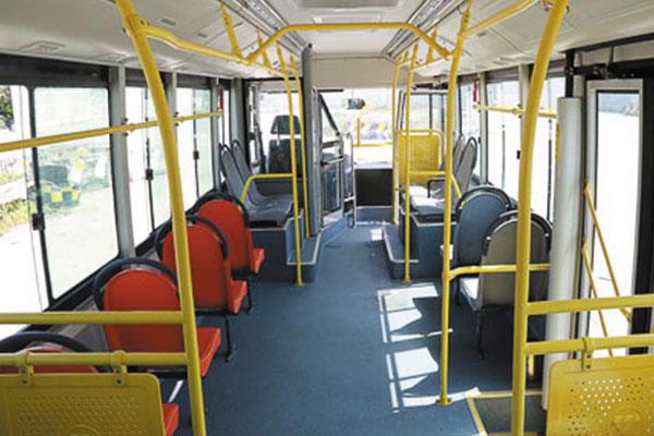 福田欧辉BJ6180EVCA-1公交车(纯电动10-53座)
