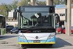 福田欧辉BJ6123EVCAT-8公交车(纯电动10-42座)