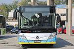 福田欧辉BJ6123EVCAT公交车(纯电动10-42座)