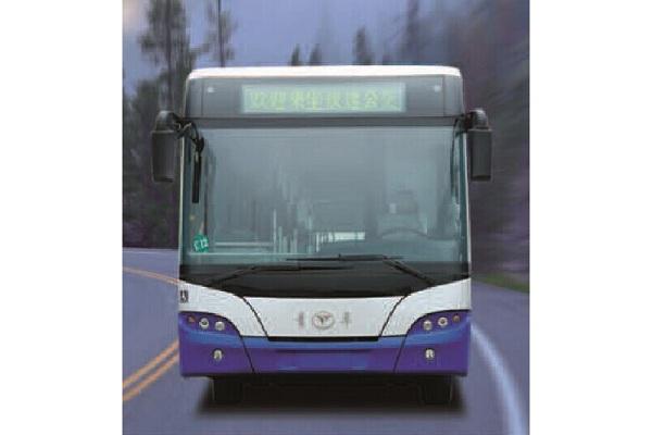 青年JNP6180GVC公交车(天然气国五30-62座)