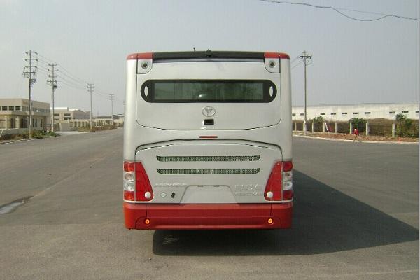 青年JNP6140GM公交车(柴油国四30-49座)