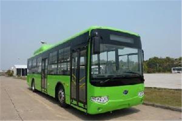 百路佳JXK6113BCNG公交车