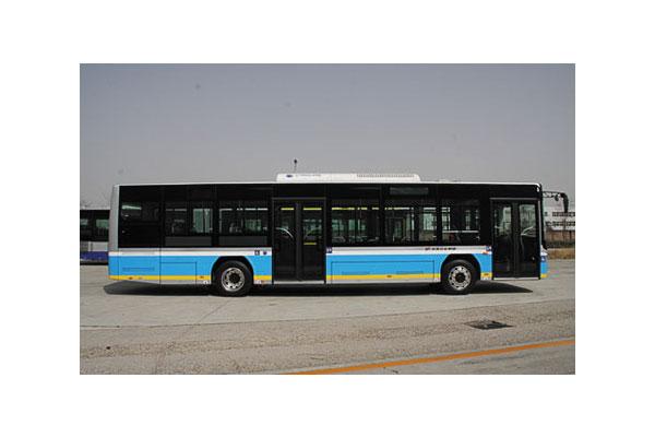 福田欧辉BJ6123EVCA-3城市客车(纯电动10-43座)