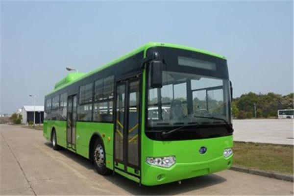百路佳JXK6119BPHEVN公交车