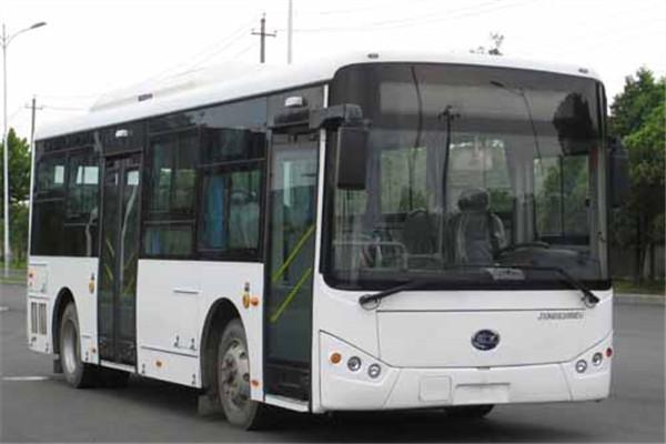 百路佳JXK6820BEV公交车