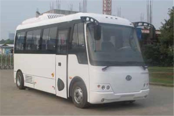 百路佳JXK6650BEV客车(纯电动10-19座)