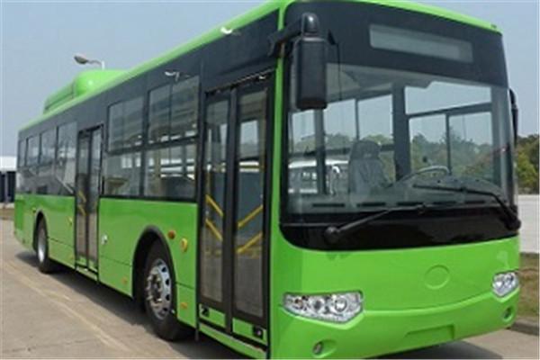 百路佳JXK6110BPHEVN公交车