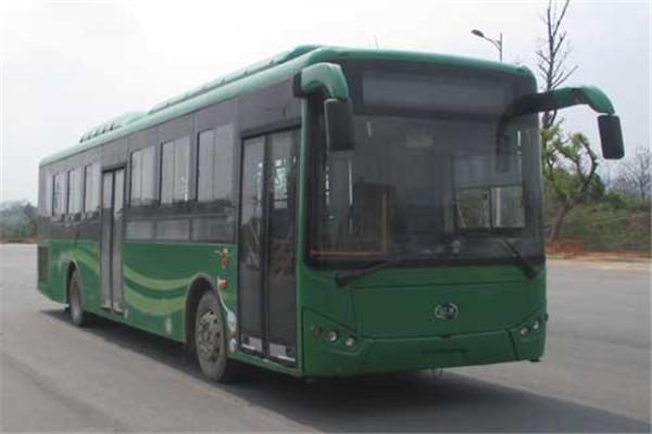 百路佳JXK6120BPHEVN公交车