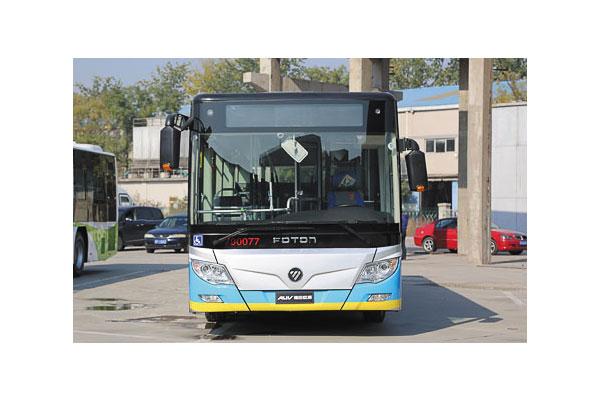 福田欧辉BJ6105EVCA-11公交车(纯电动10-37座)