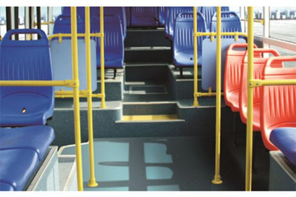 福田欧辉BJ6931C6MCB-1公交车(天然气国五10-32座)