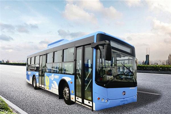 百路佳JXK6116B公交车