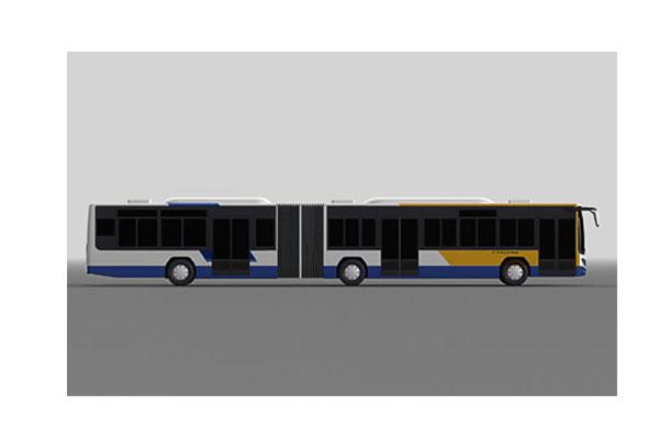 福田欧辉BJ6180C8CTD-1公交车(天然气国四10-57座)