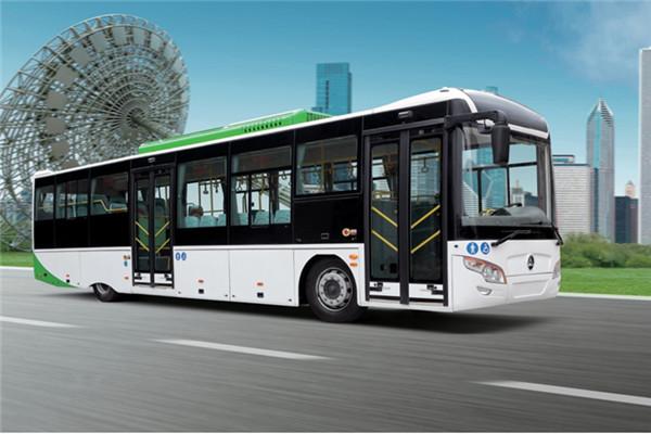 常隆YS6127GBEV公交车