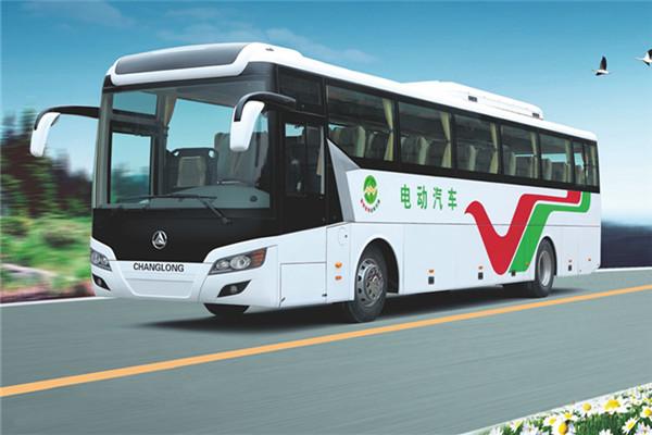 常隆YS6126BEV客车