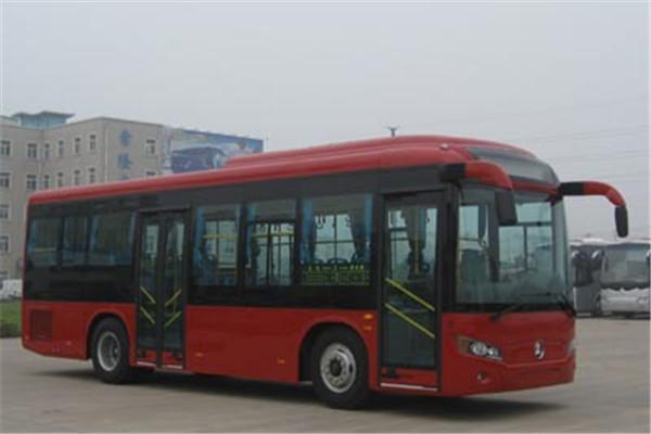 常隆YS6105NG公交车