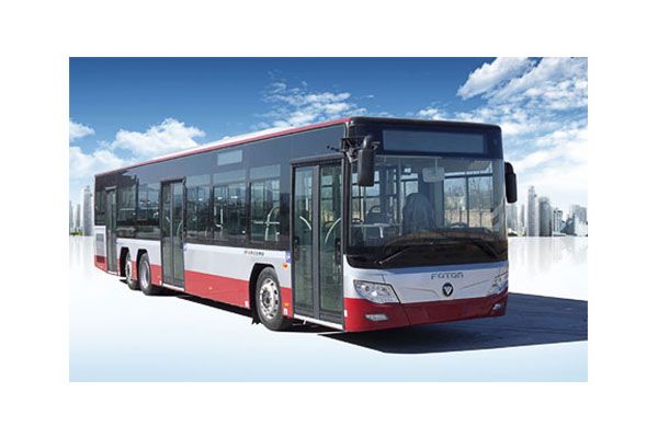 福田欧辉BJ6140C8CJD公交车(柴油国五10-52座)