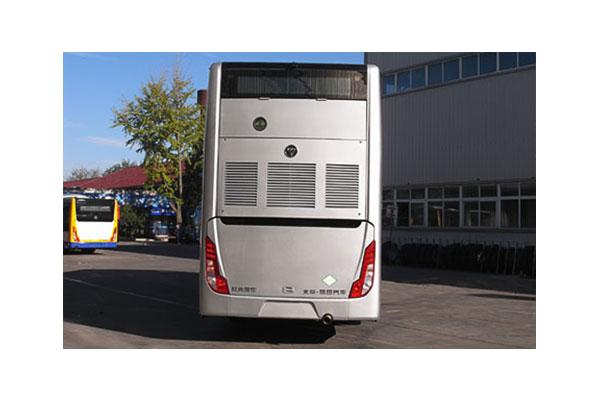 福田欧辉BJ6128C8BCD公交车(天然气国五24-69座)