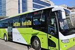 福田欧辉BJ6127U8MJB公交车(柴油国四24-55座)
