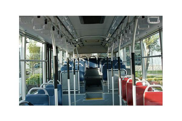 福田欧辉BJ6105C7BHD公交车(柴油国五19-39座)