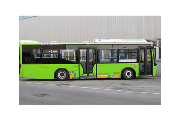 福田欧辉BJ6105C7BHB公交车(柴油国五19-41座)
